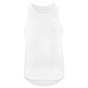 SolarTech - Camiseta sin mangas hombre transpirable