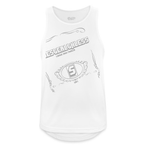 The Stealthless Game with Family Dark - Men's Breathable Tank Top