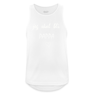Pappa Collection - Pustende singlet for menn