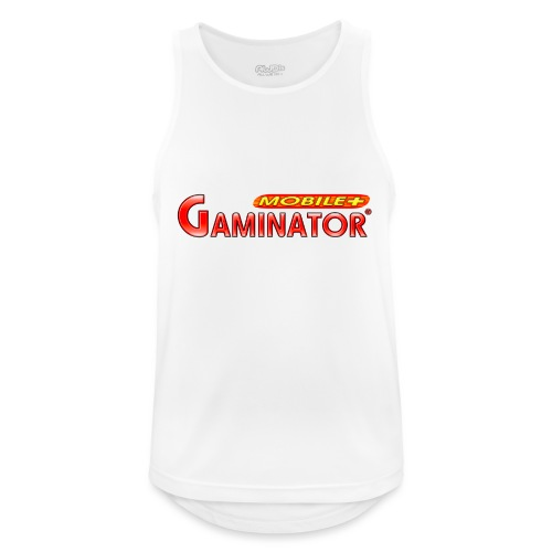 Gaminator logo - Men's Breathable Tank Top