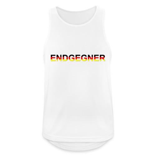 ENDGEGNER - Männer Tank Top atmungsaktiv