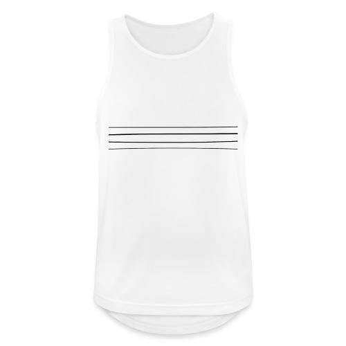 Re-entrant Womens White Tshirt - Men's Breathable Tank Top