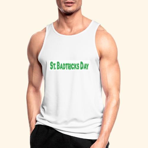 ST BADTRICKS DAY - Men's Breathable Tank Top