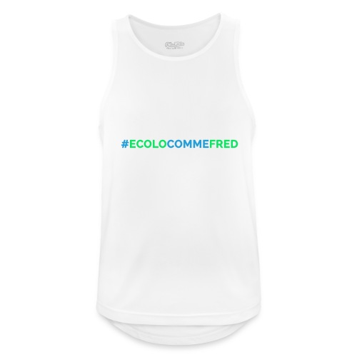 ecolocommefred - Débardeur respirant Homme