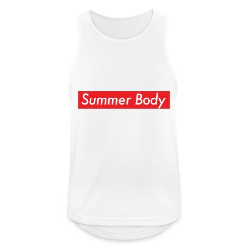 Summer Body - Débardeur respirant Homme