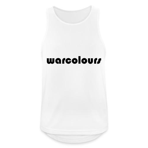 warcolours logo - Men's Breathable Tank Top