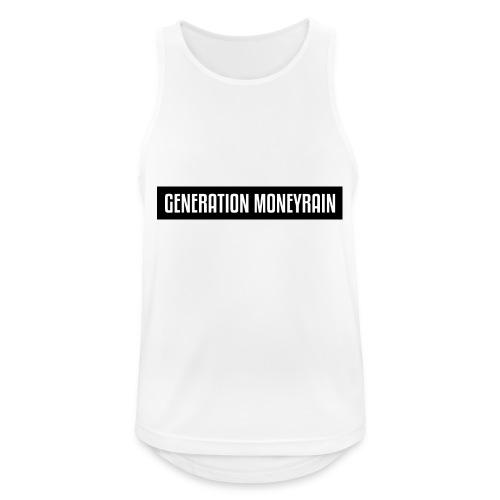 GENERATION MONEYRAIN - Männer Tank Top atmungsaktiv