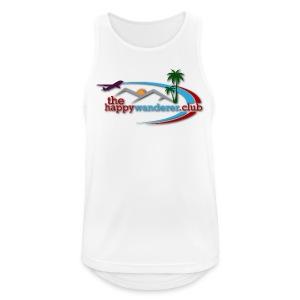 The Happy Wanderer Club Merchandise - Men's Breathable Tank Top