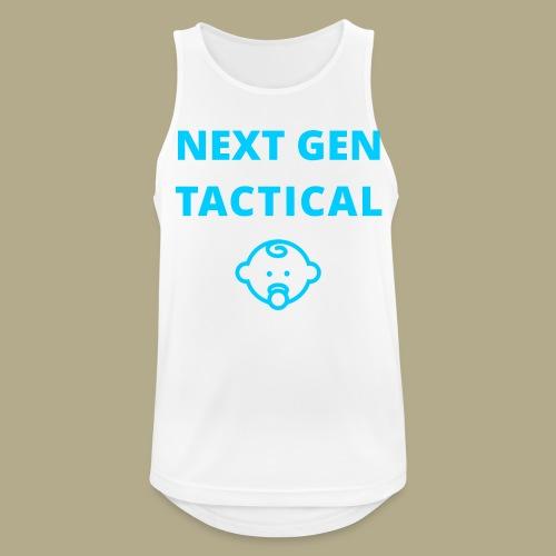 Tactical Baby Boy - Mannen tanktop ademend