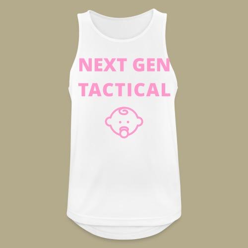 Tactical Baby Girl - Mannen tanktop ademend