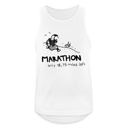 marathon-png - Tank top męski oddychający