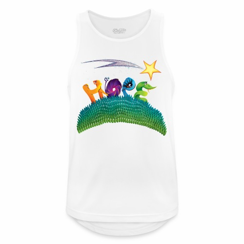 Hope - Men's Breathable Tank Top