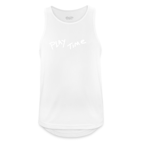 Play Time Tshirt - Men's Breathable Tank Top