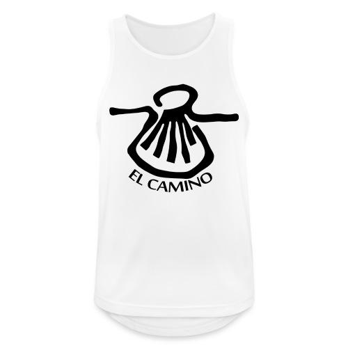 El Camino - Herre tanktop åndbar
