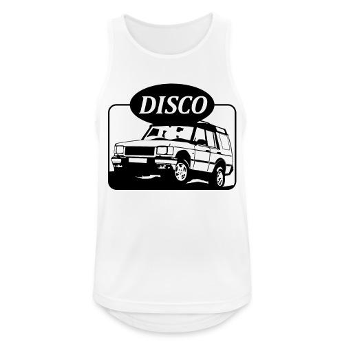 Landie Disco - Autonaut.com - Men's Breathable Tank Top