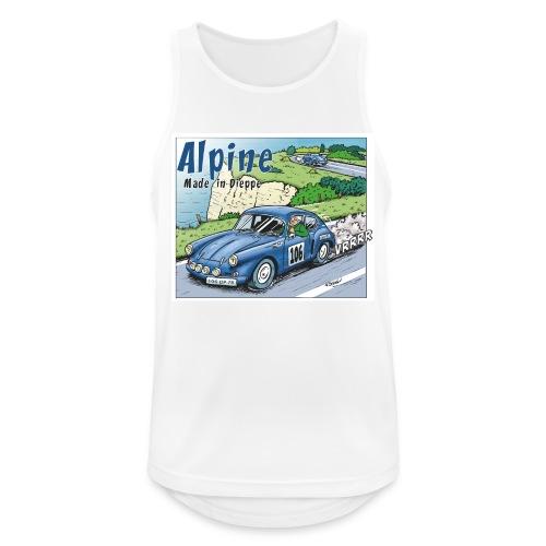 Polete en Alpine 106 - Débardeur respirant Homme