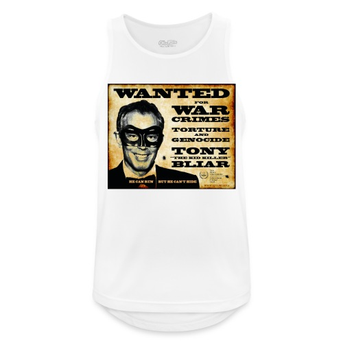 Wanted - Men's Breathable Tank Top