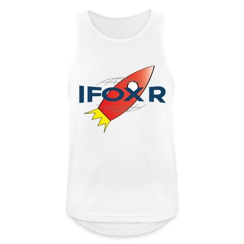 IFOX ROCKET - Andningsaktiv tanktopp herr