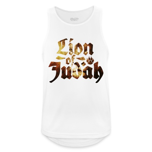 Lion of Judah - Rastafari Paw - Männer Tank Top atmungsaktiv