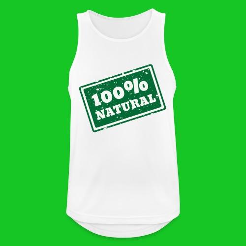 100% natural PNG - Mannen tanktop ademend actief
