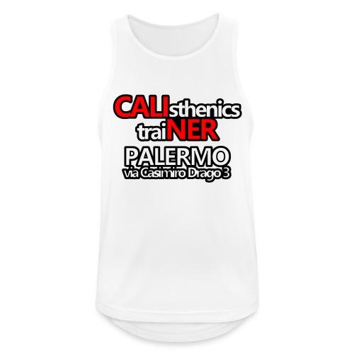 Caliner Palermo T-shirt - Canotta da uomo traspirante