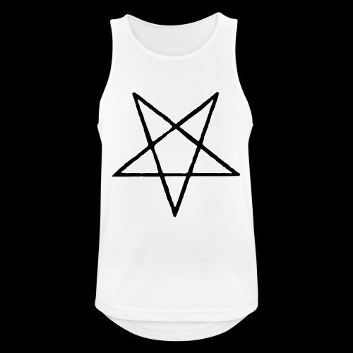 Pentagram4 png - Männer Tank Top atmungsaktiv