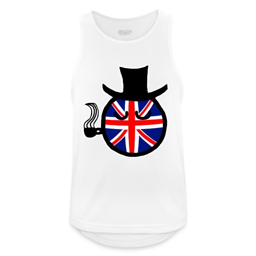 UKball - Men's Breathable Tank Top