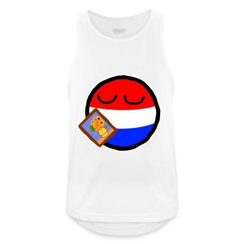 Netherlandsball - Men's Breathable Tank Top