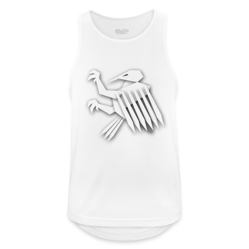 Nörthstat Group ™ White Alaeagle - Men's Breathable Tank Top