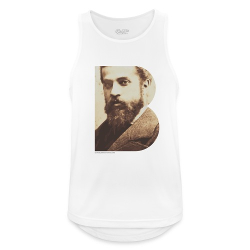BT_GAUDI_ILLUSTRATOR - Men's Breathable Tank Top