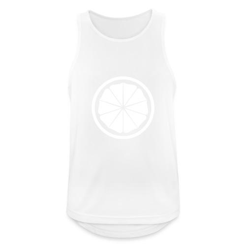 Seishinkai Karate Kamon white - Men's Breathable Tank Top