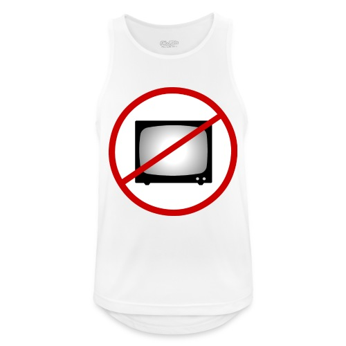 notv - Men's Breathable Tank Top