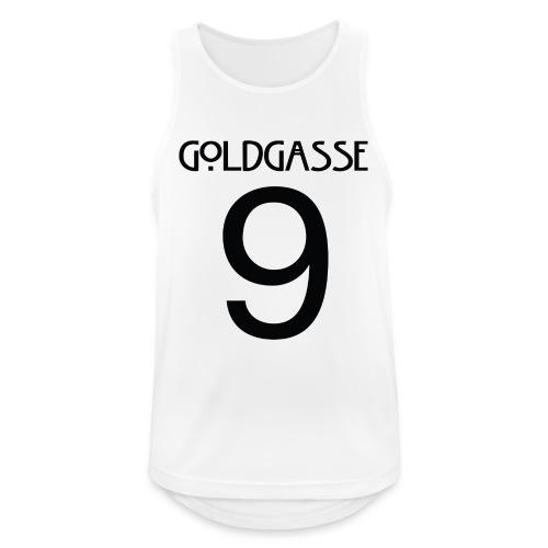Goldgasse 9 - Back - Men's Breathable Tank Top