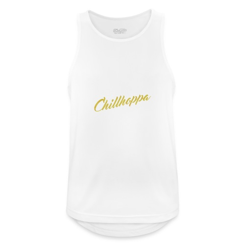 Chillhoppa Music Lover Shirt For Women - Men's Breathable Tank Top