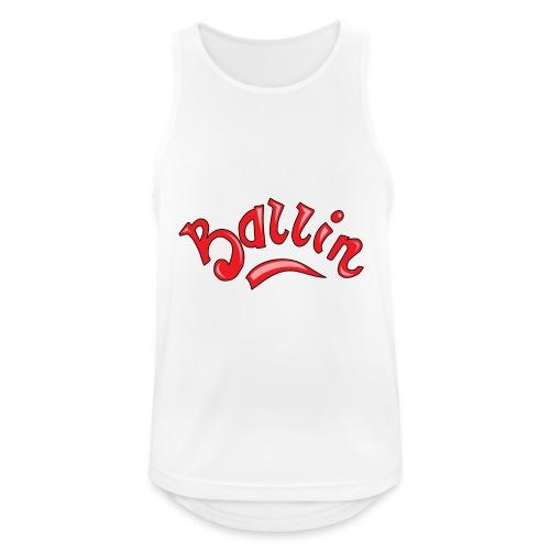 Ballin - Mannen tanktop ademend