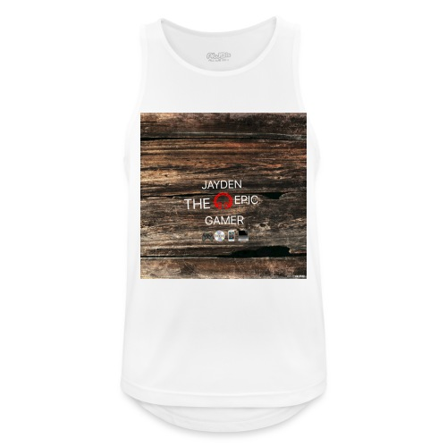 Jays cap - Men's Breathable Tank Top