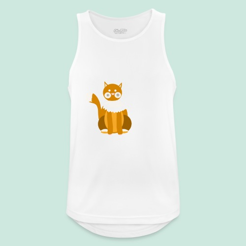 Kitty cat - Men's Breathable Tank Top