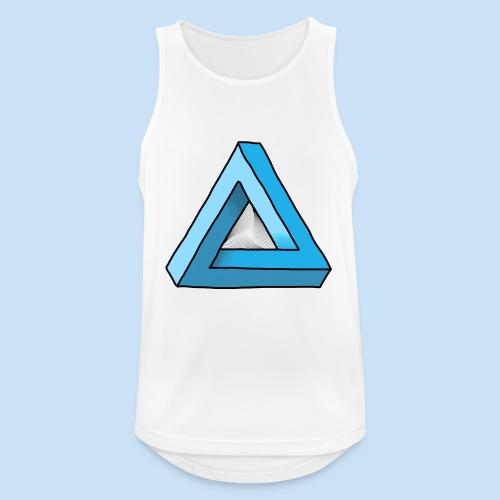 Triangular - Männer Tank Top atmungsaktiv