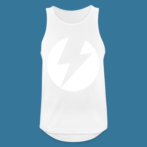 BlueSparks - White - Men's Breathable Tank Top