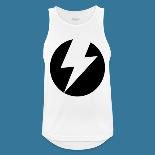 BlueSparks - Inverted - Men's Breathable Tank Top
