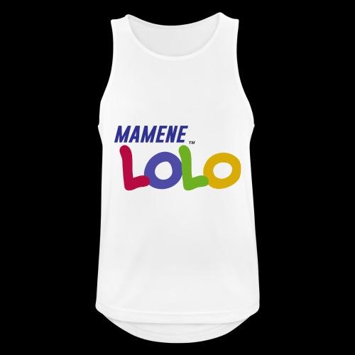 Mamene - LoLo - Empereur du sale - Débardeur respirant Homme