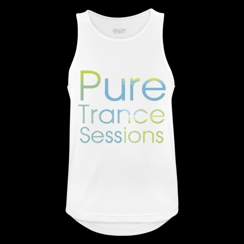 pts text hd - Men's Breathable Tank Top