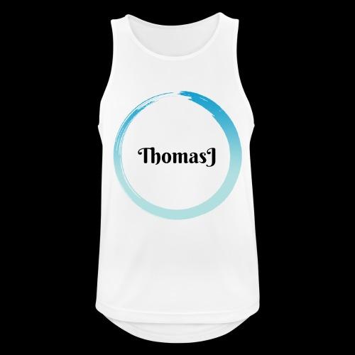 ThomasJ 2018 Edition - Canotta da uomo traspirante