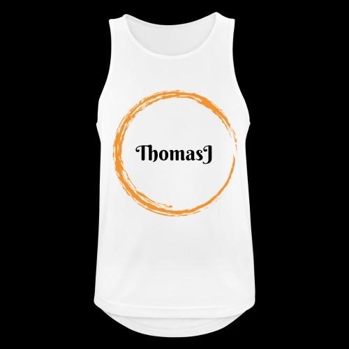 ThomasJ Deluxe 2019 - Canotta da uomo traspirante