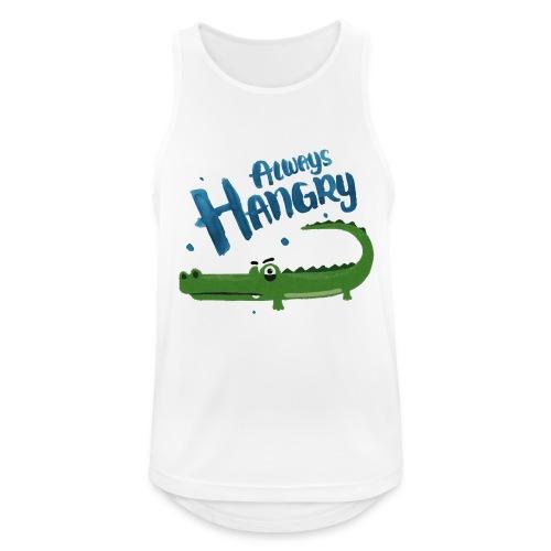 Always Hangry - Männer Tank Top atmungsaktiv