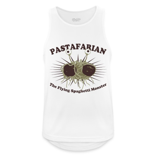 The Flying Spaghetti Monster - Men's Breathable Tank Top