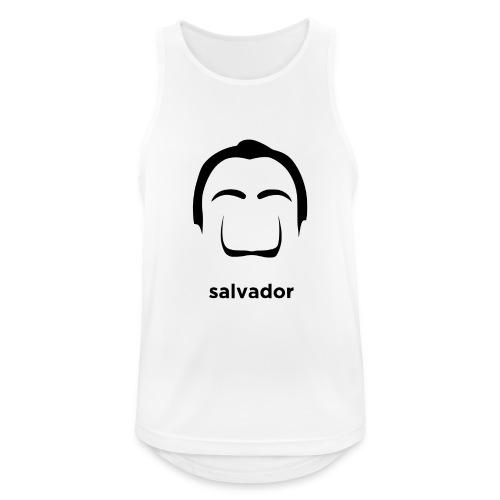 Salvador Dalì - Canotta da uomo traspirante