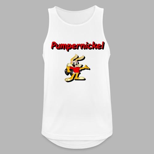 Pumpernickel - Männer Tank Top atmungsaktiv