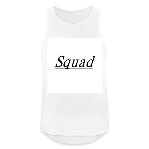 Squad - Männer Tank Top atmungsaktiv