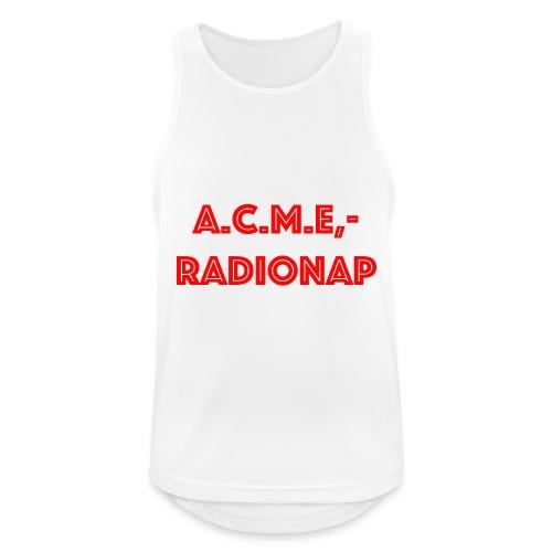 acmeradionaprot - Männer Tank Top atmungsaktiv